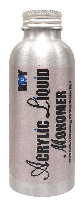 Acrylic Liquid Anti-Yellowing UV Sun Block Nail Monomer Salon Nails 100ml May
