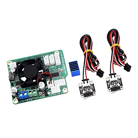 Amazon in: Buy Prettyia 3D Printer Part PCB Board Expansion