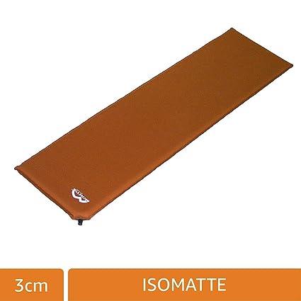 MONTIS ISOCORE 3, colchoneta Aislante autoinflable, 3 cm ...