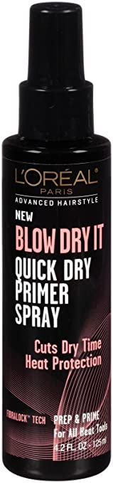 loreal quick primer spray