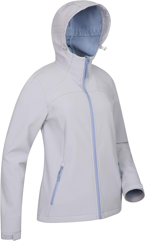 Water Resistant Mountain Warehouse Egress Womens Shell Rain Jacket