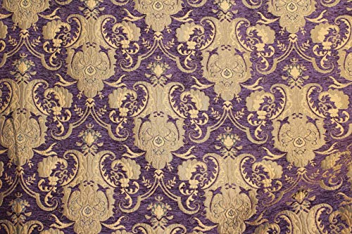 - Damask, Chenille,Upholstery,Drapery Fabric, Sold by The Yard 58