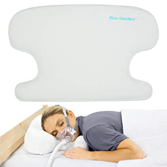 Amazon.com: Almohada Xtra-Comfort CPAP, espuma viscoelástica ...