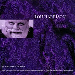 Harrison: Double Concerto for Violin, Cello and Javanese Gamelan