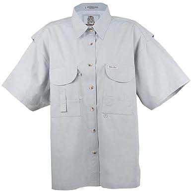 fdc4b143a72bb Tiger Hill Ladies Fishing Shirt Short Sleeves at Amazon Women s ...