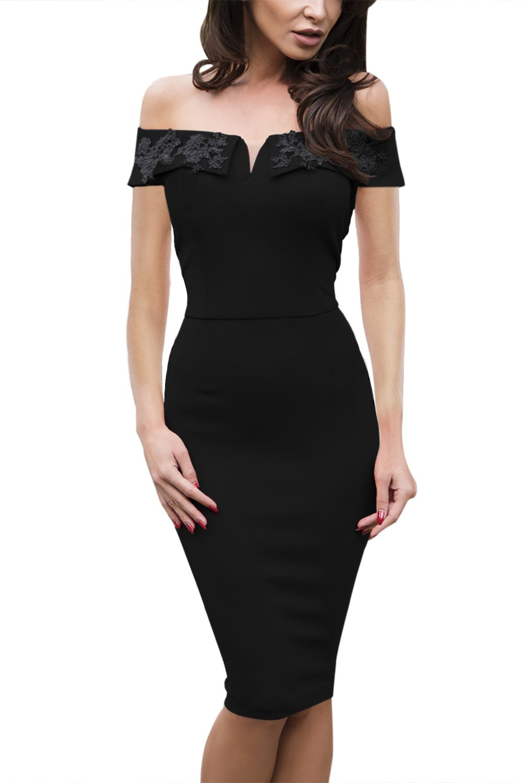 Long Formal Black Dress: Amazon.com