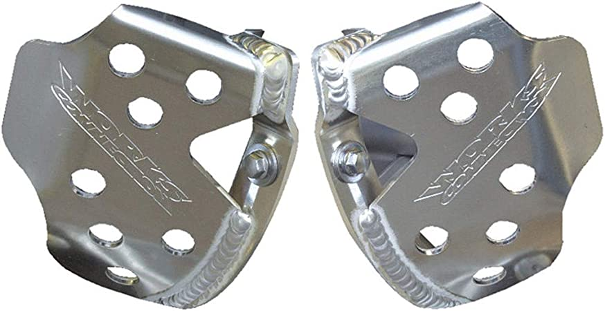 Works Connection Engine Guard Set for 06-08 Honda CRF450R