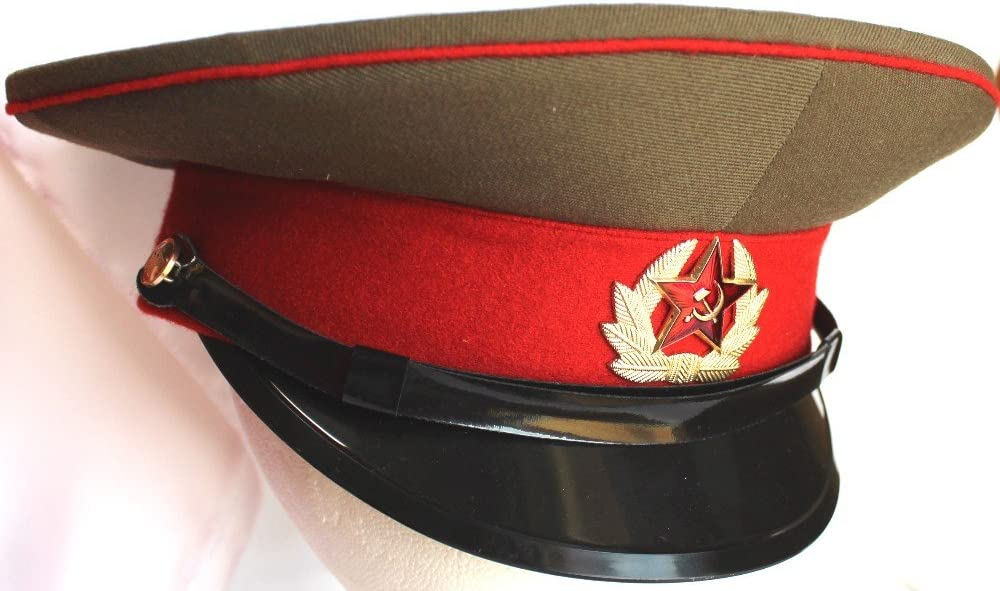 Russian Soviet Military 3 Red Star Badge Army Hats Cap INSIGNIA Uniform Soldier
