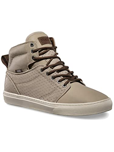 4f730b3882 Vans Men Alomar Leather Hi Sneaker Skate Boot Shoes (9