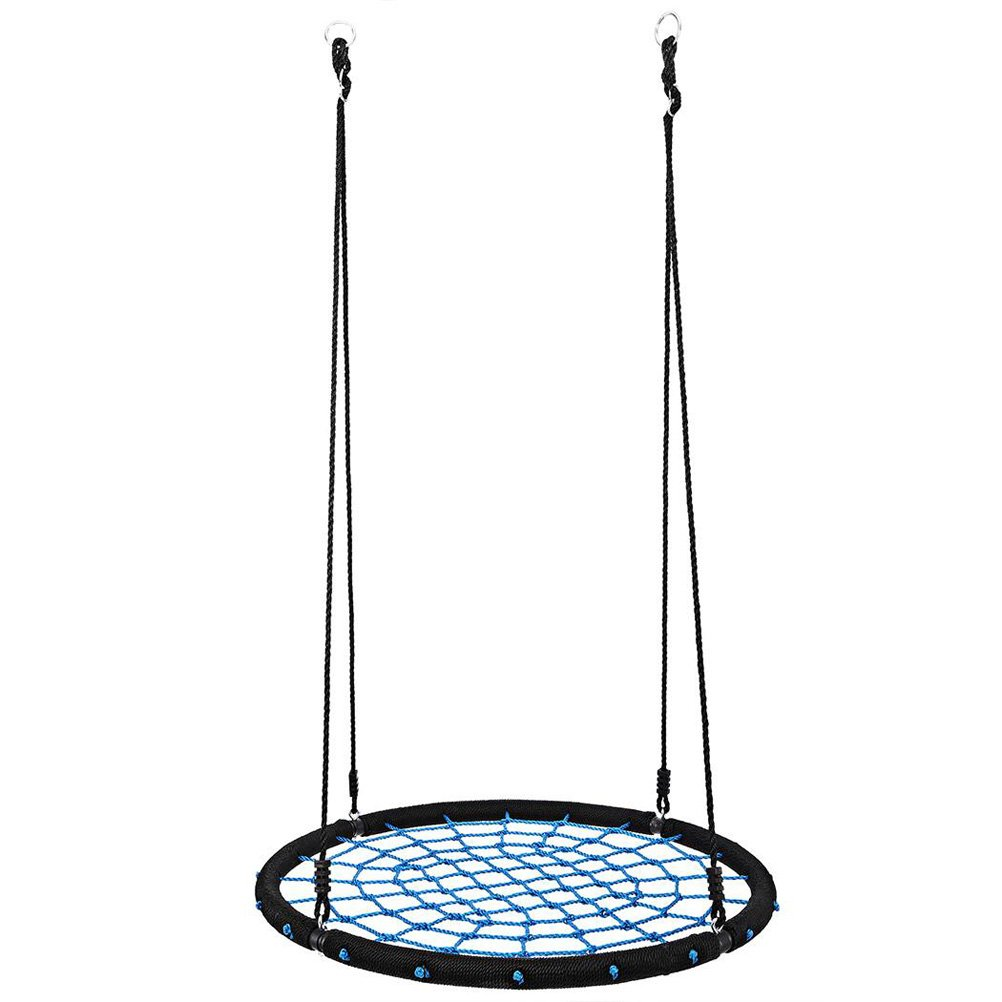 Wa8 a Hängematte Stuhl Makramee Swing, 265 Pfund Kapazität, Ideal für Indoor/Outdoor Home