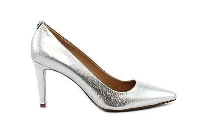 9765465976d Michael Kors Decolletà Dorothy Flex Pump Metallic Leather Silver Taglia 40  - Colore Argento