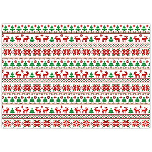 Tacky Christmas Decorations (Allenjoy 7x5ft Ugly Sweater Backdrop for Tacky Holiday Party Event Supplies Decor Decorations Merry Christmas Festival Happy New Year Winter Season Family Friends Background Banner Photo Booth)