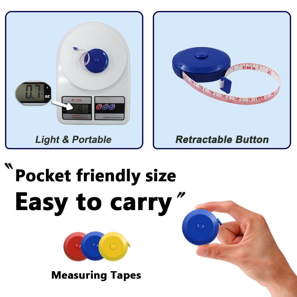 Measuring & Gauging Tools Good 60-inch 1.5 Meter Soft And Retractable Tape Measure Medical Body Measurement Tailor Sewing Craft Cloth Dieting Measuring Tape A Great Variety Of Models Measurement & Analysis Instruments