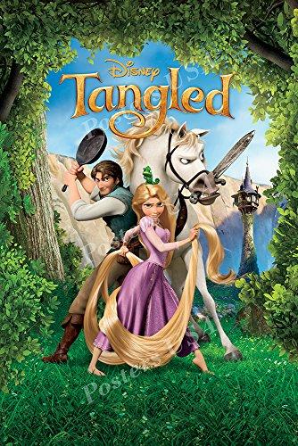 Posters USA - Disney Classics Tangled Poster - DISN141 (24