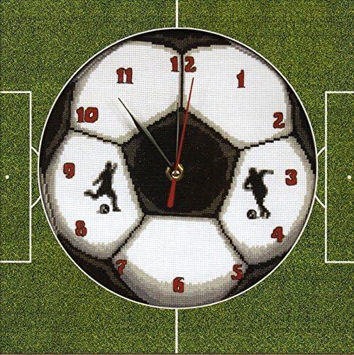PANNA Reloj Balón de Fútbol: Amazon.es: Hogar