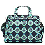Ju-Ju-Be Classic Collection Be Prepared Diaper Bag, Moon Beam, One Size