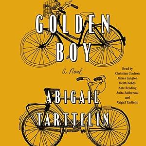 Golden Boy Audiobook