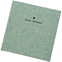Forusky 50 Zakken Stof Cover Instax Wide Album 3.5x5 fotoalbum voor fuji Instax Wide 210, Instax Wide 300, 5 Inch foto's…