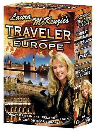 Laura McKenzies Traveler - Europe 3 DVD Pack: Amazon.es: Cine y Series TV