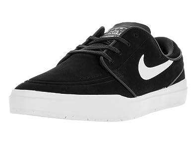 sports shoes 931cb 7cb1d Nike Mens Stefan Janoski Hyperfeel Black White Skate Shoe 11.5 Men US