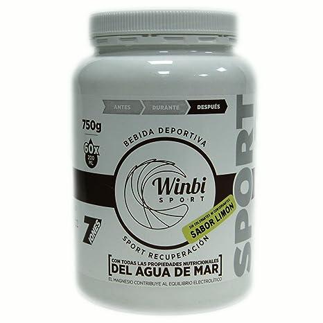 Bebida Hidratación Recuperación 750 g Winbi Sport