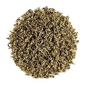 Orégano hojas orgánico hierba seco - Hierba culinaria muy usada en Italia - Tisana de hoja suelta de orégano infusion 100g