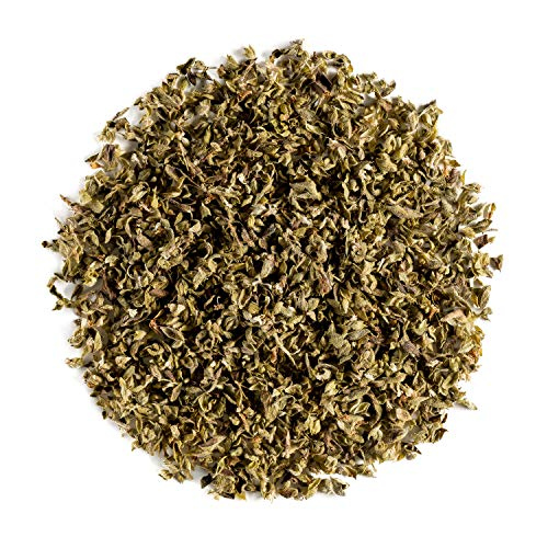 Oregano Organic Spice Gourmet Herb - Culinary herb staple of Italian cuisine - Dried Greek Wild Marjoram Loose Leaf Seasoning Tea 100g 3.52 ()