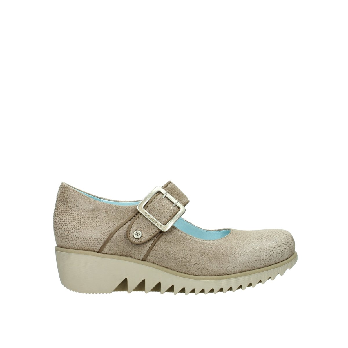 Wolky Comfort Mary Janes Silky B079M6R3MJ 42 M EU|20150 Taupe Leather