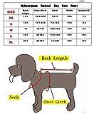 Myheartgoon Tactical Dog Vest Training Molle