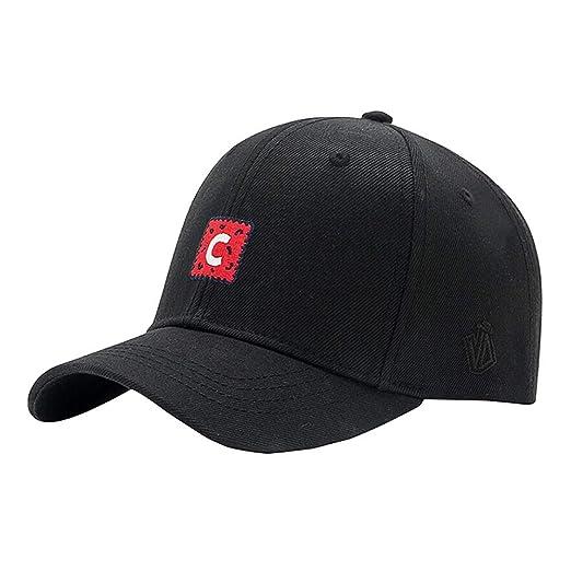 Qeeuanl Gorra de béisbol Sombrero del papá del Polo del algodón ...