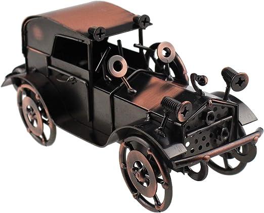 Amazon.com: Tipmant - Figura decorativa de coche antigua ...