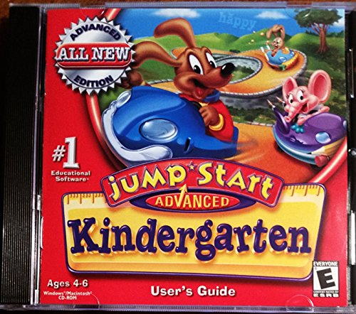 Jump Start Advanced Kindergarten