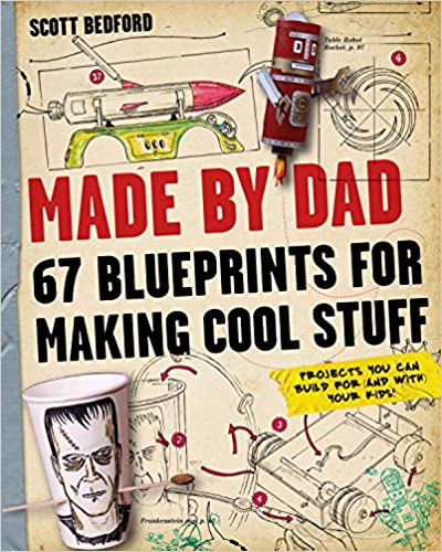 Blueprints for Making Cool Stuff