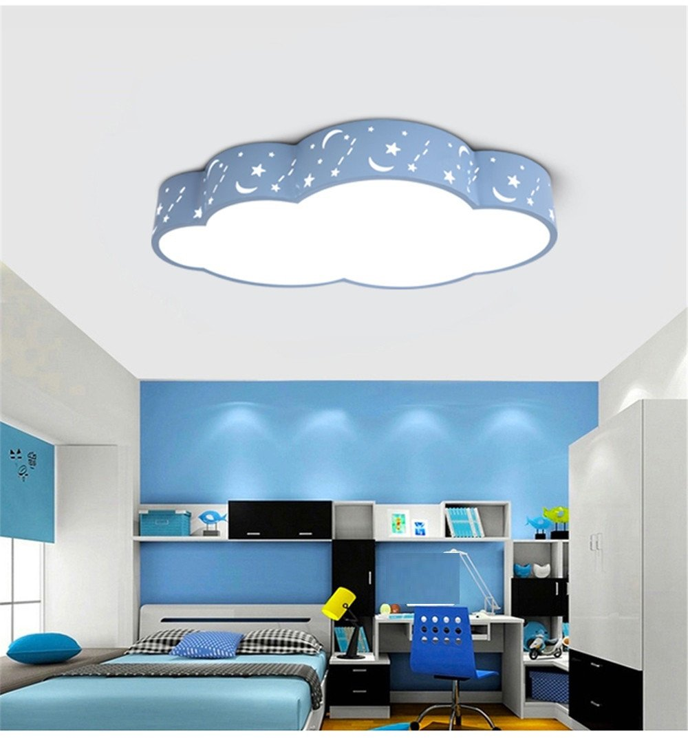 Modern LED Pendant Flush Mount Ceiling Fixtures Light \'Children\' s ...