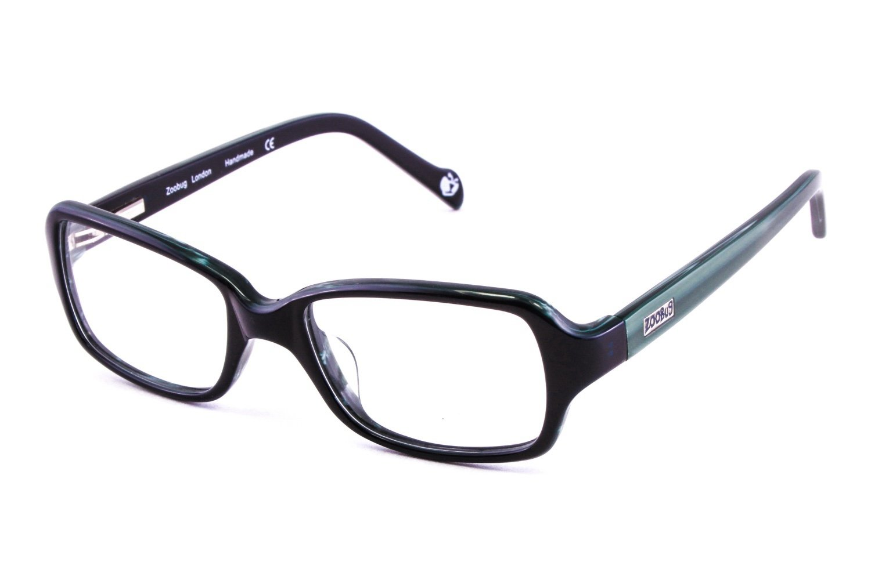 e32da50bc45c5 Amazon.com  Zoobug Spy (age 9-12) Children s Eyeglass Frames - Dark Green   Beauty