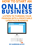 Online Business:: 3 Steps to Turning Your Passion into Profit in Less Than 1 Year