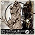 Guild Ball: (Mortician's Guild) Brainpan & Memory (Season 3) from Guild Ball