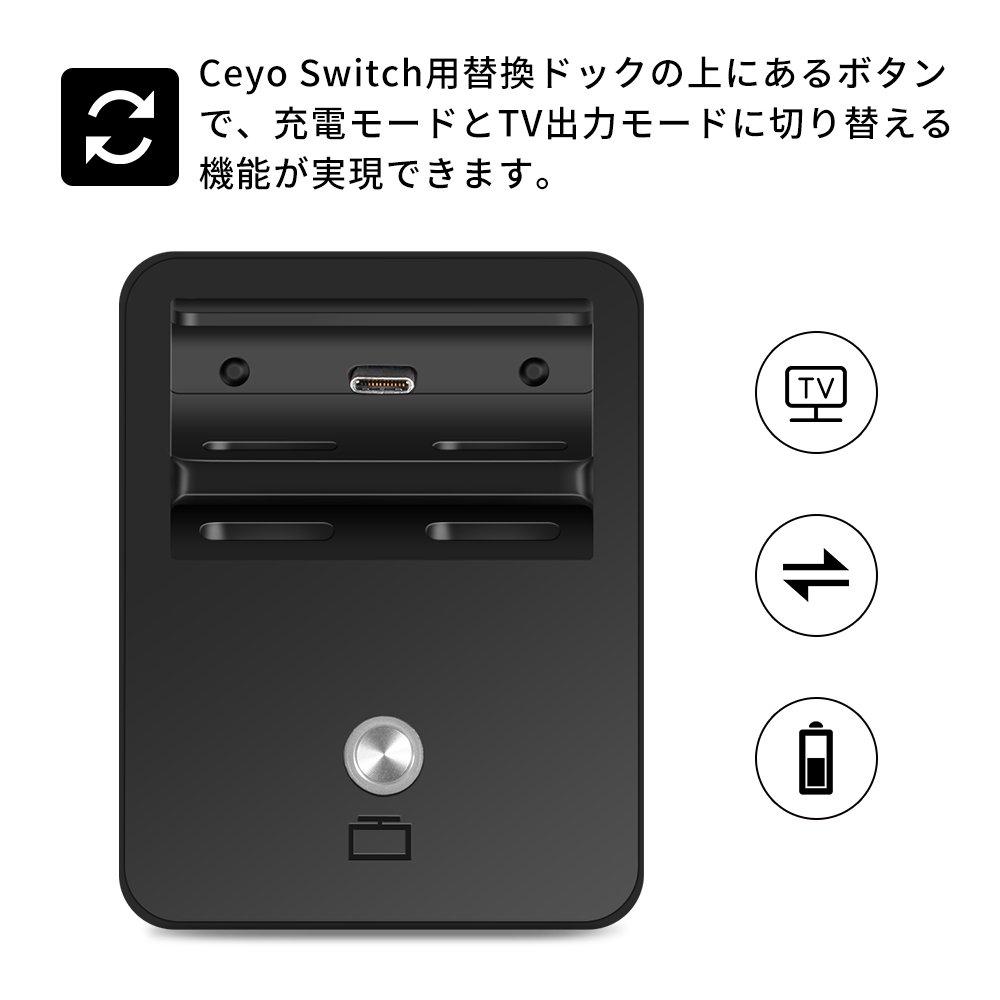 Amazon.co.jp: Ceyo Nintendo S...