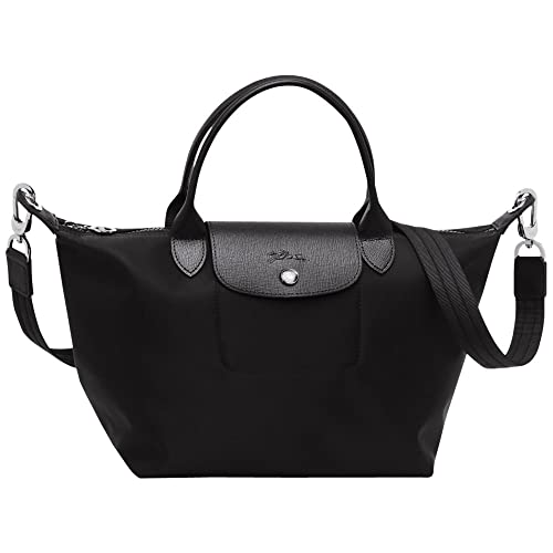 Longchamp Le Pliage Neo Small Handbag (Black): Amazon.co.uk