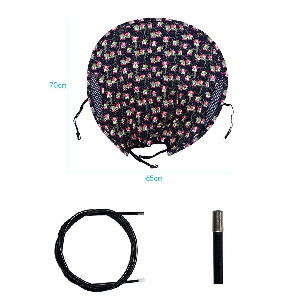 Amazon.com: NaNa - Visera parasol para cochecito de bebé ...