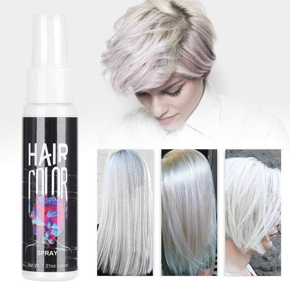 Tinte para el cabello, Spray para el cabello, Unisex Spray de ...