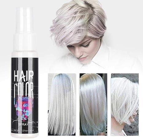 Spray de tinte para el cabello temporal, Spray de color para ...