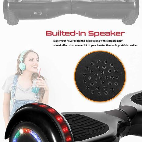 Amazon.com: TechClic - Tabla eléctrica de autoequilibrio con ...