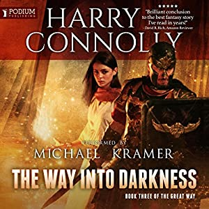 The Way into Darkness Audiobook