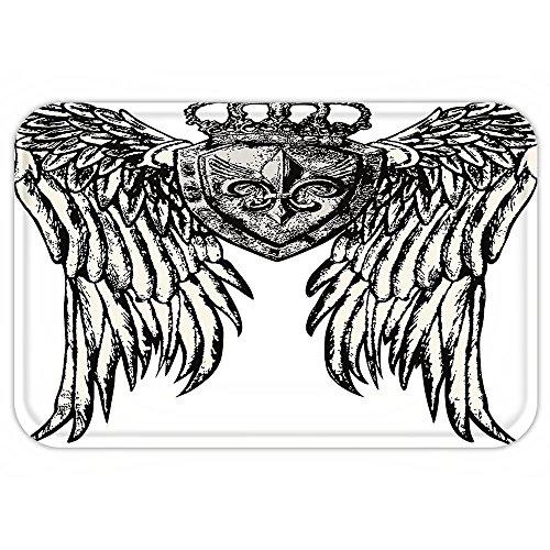 Vroselv Custom Door Matfleur De Lidecor Collection Tribal