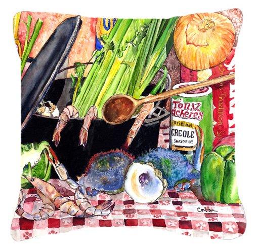 Caroline's Treasures 8825-2PW1414 Gumbo and Potato Salad ...