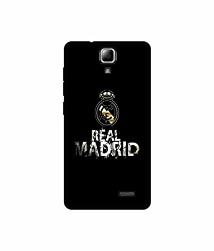 cheap for discount 24ab0 36262 Rupana Digital Case Real Madrid Back Cover For Lenovo: Amazon.in ...