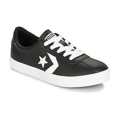 ebe6727e2bdf Converse Breakpoint OX Juniors Black White Black (1 Little Kid M)