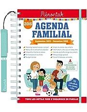 Agenda Familial 2016 Mémoniak