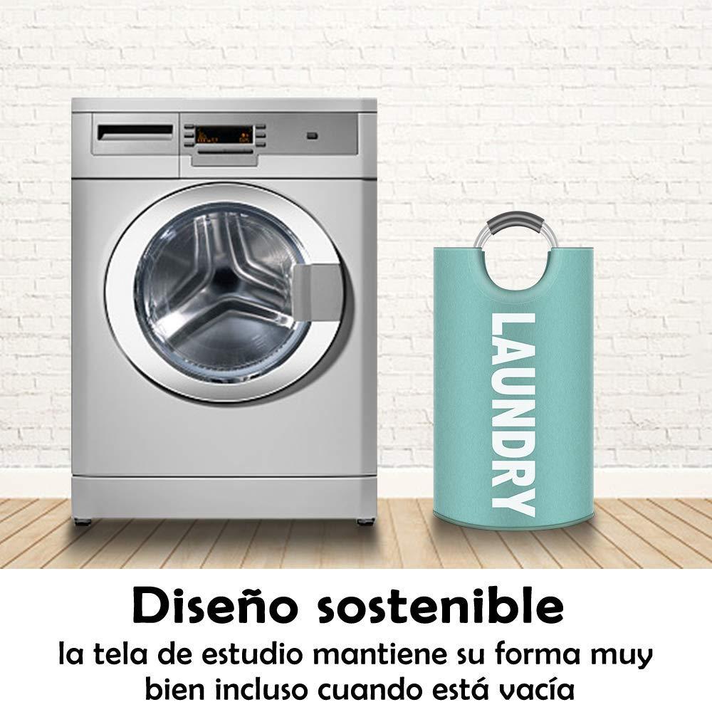 Newdora Bolsas para ropa sucia de bebé-Cesto de Ropa Grande 82L ...